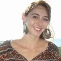 PhD student Sarah Geren