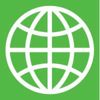 Icon of Earth's coordinate lines